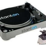 Stanton T62 direct drive turntable review