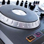 USB DJ Controller deck