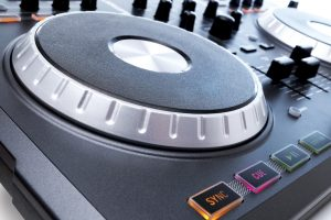 USB DJ Controller for Mac and PC