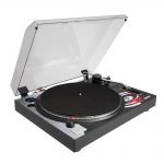 Pyle PLTTB1 vinyl belt drive turntable review