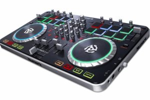 Numark Mixtrack Quad 4 Channel DJ Controller
