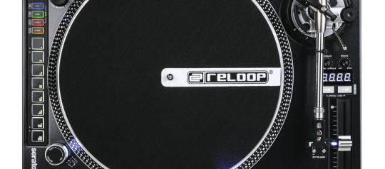 Reloop RP 8000 Straight – Premium Vinyl Turntable