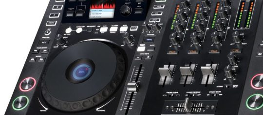 Gemini CDMP-7000 DJ Controller Review