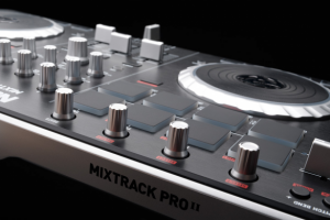 Numark Mixtrack Pro II DJ Controller Review