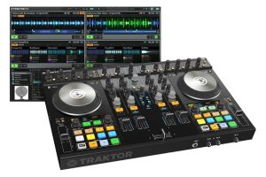 Traktor Kontrol S4 Dj Controller Review