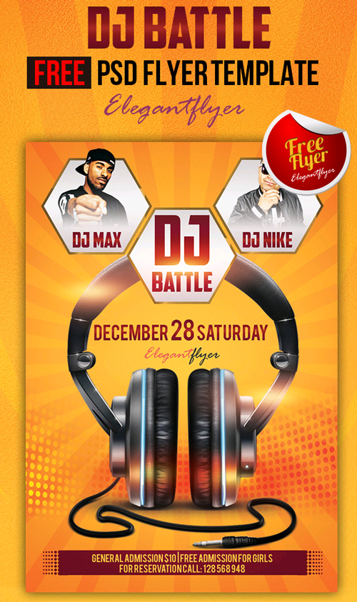 DJ-Battle-Flyer
