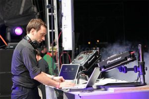 Paul Van Dyk turntables