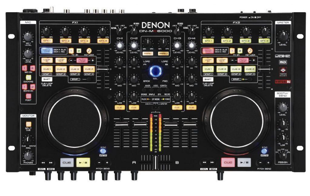 denon DN MC-6000