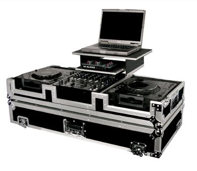 Odyssey CD DJ Coffin