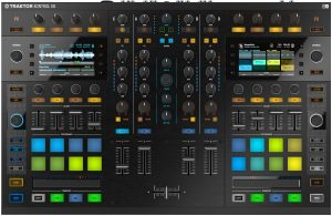 traktor s8 front view